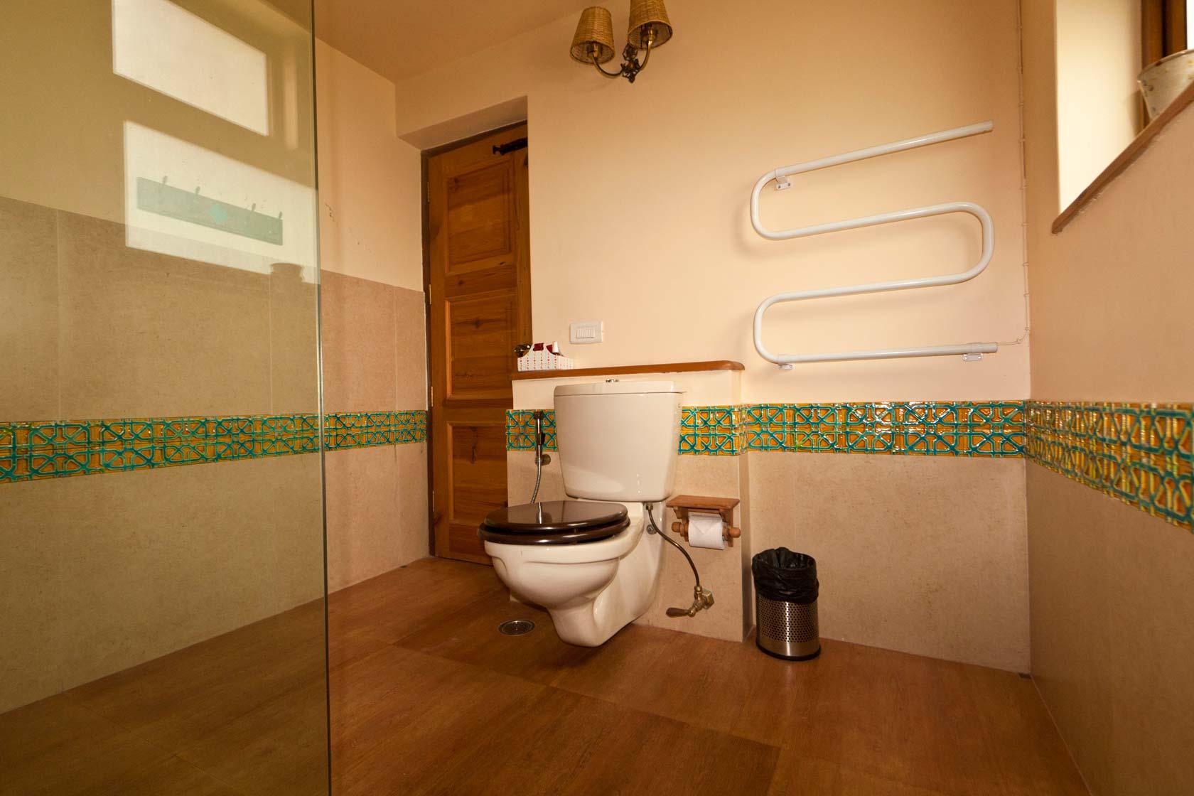 Bathroom of Nirvana