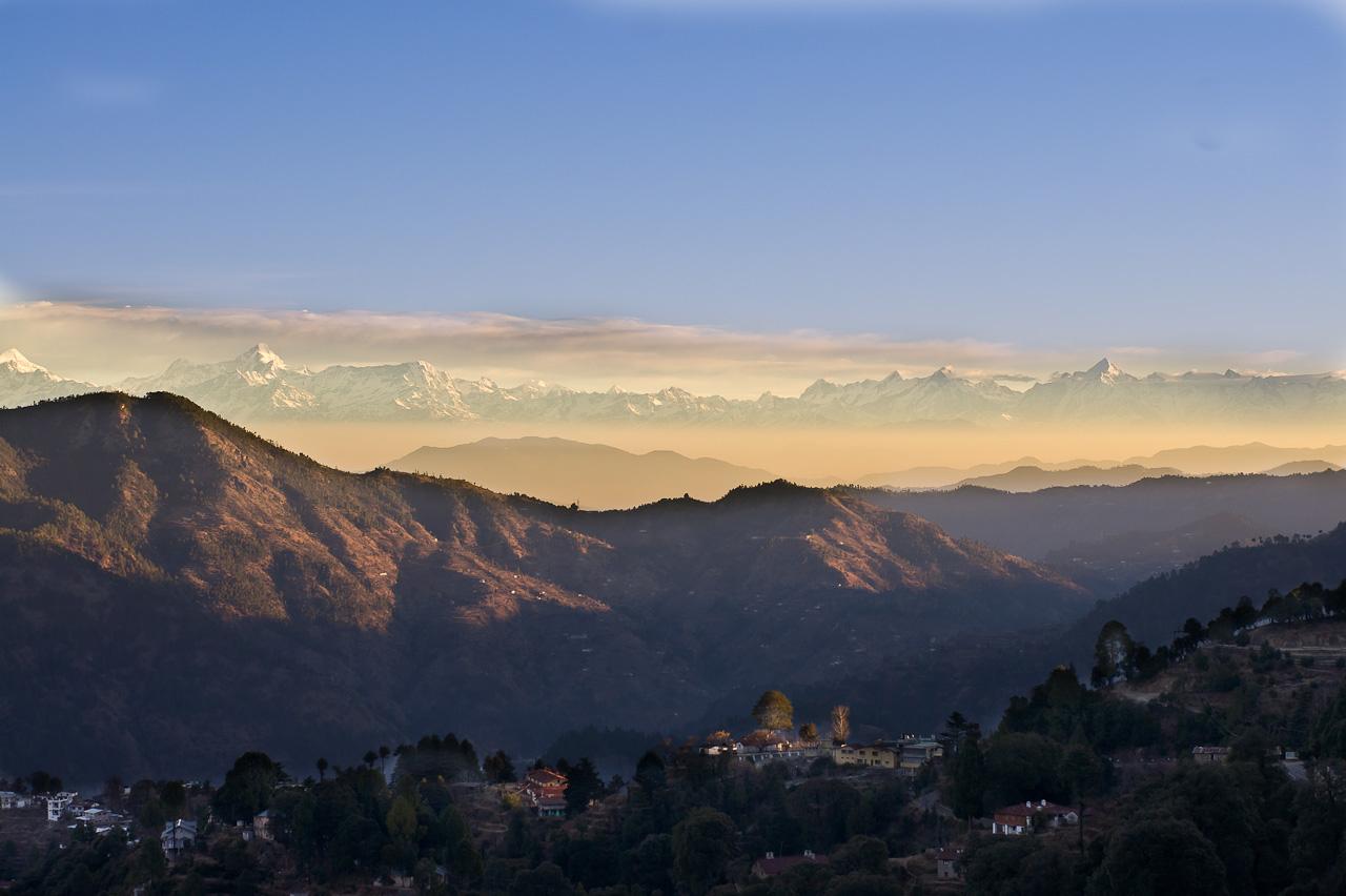 Himalayan Views Soulitude In The Himalayas
