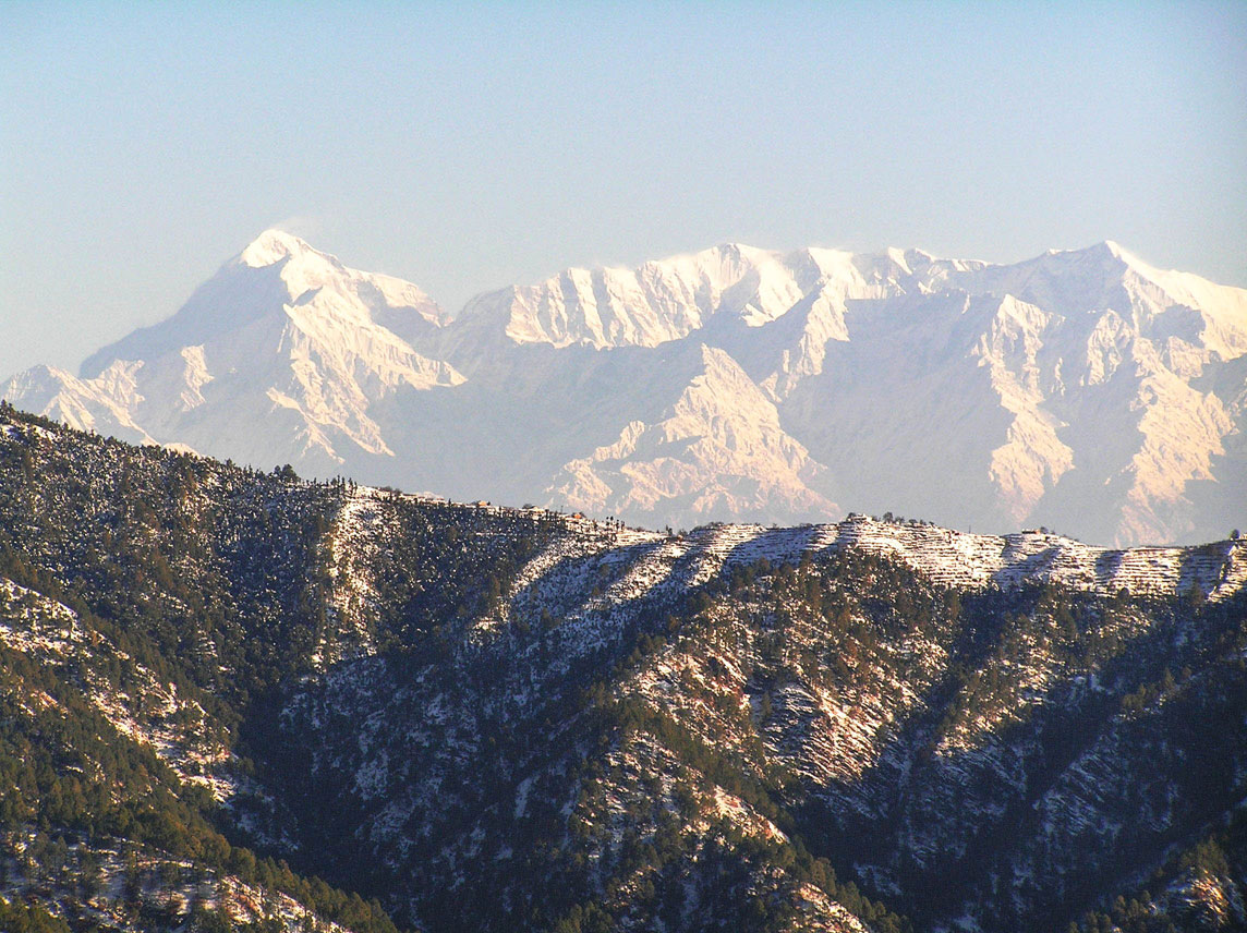 Himalayan View from Soulitude