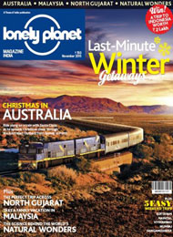 Lonely Planet - November Issue