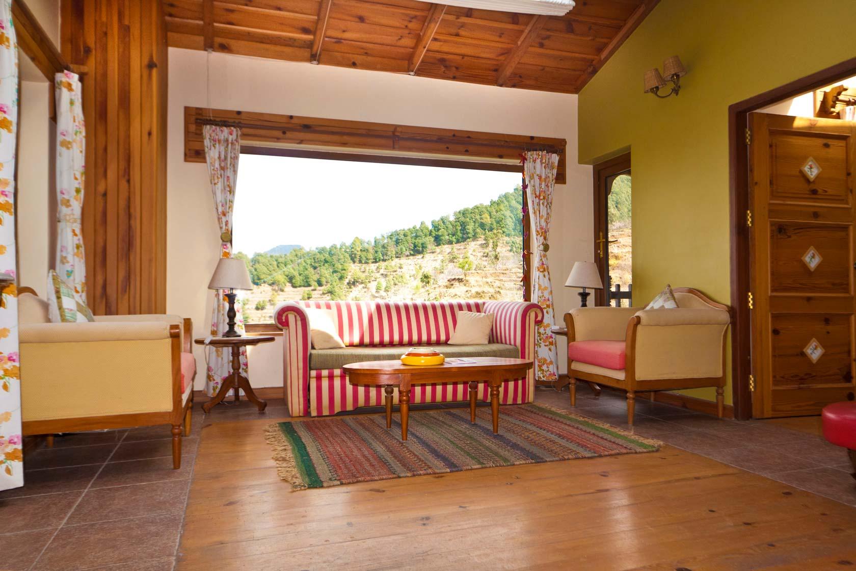 Living Room of Nirvana