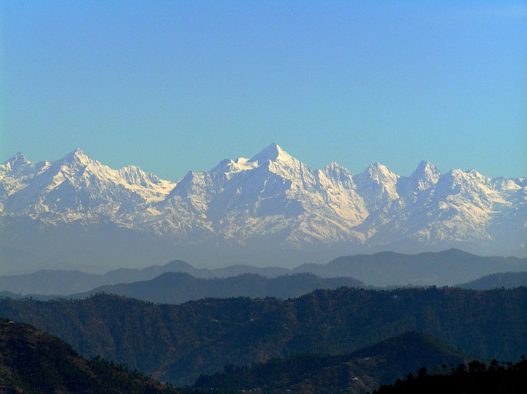 Himalayan Views Soulitude In The Himalayas