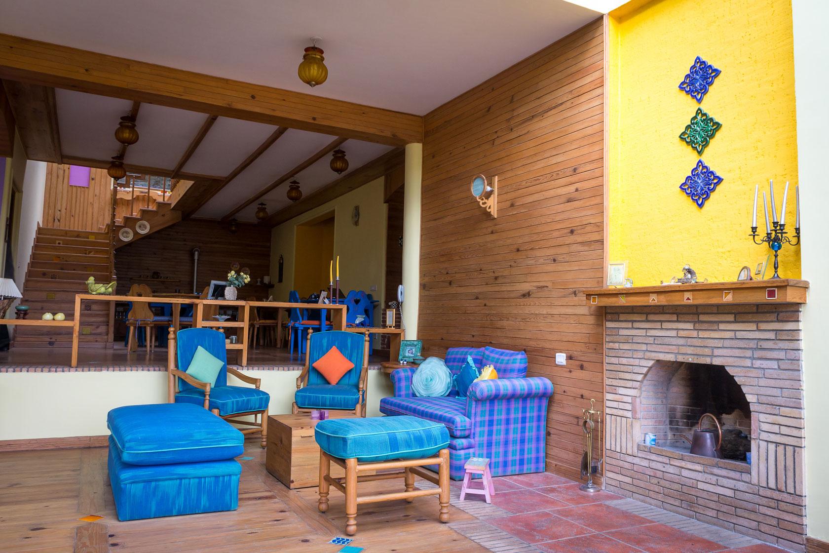 Living Room at Soulitude