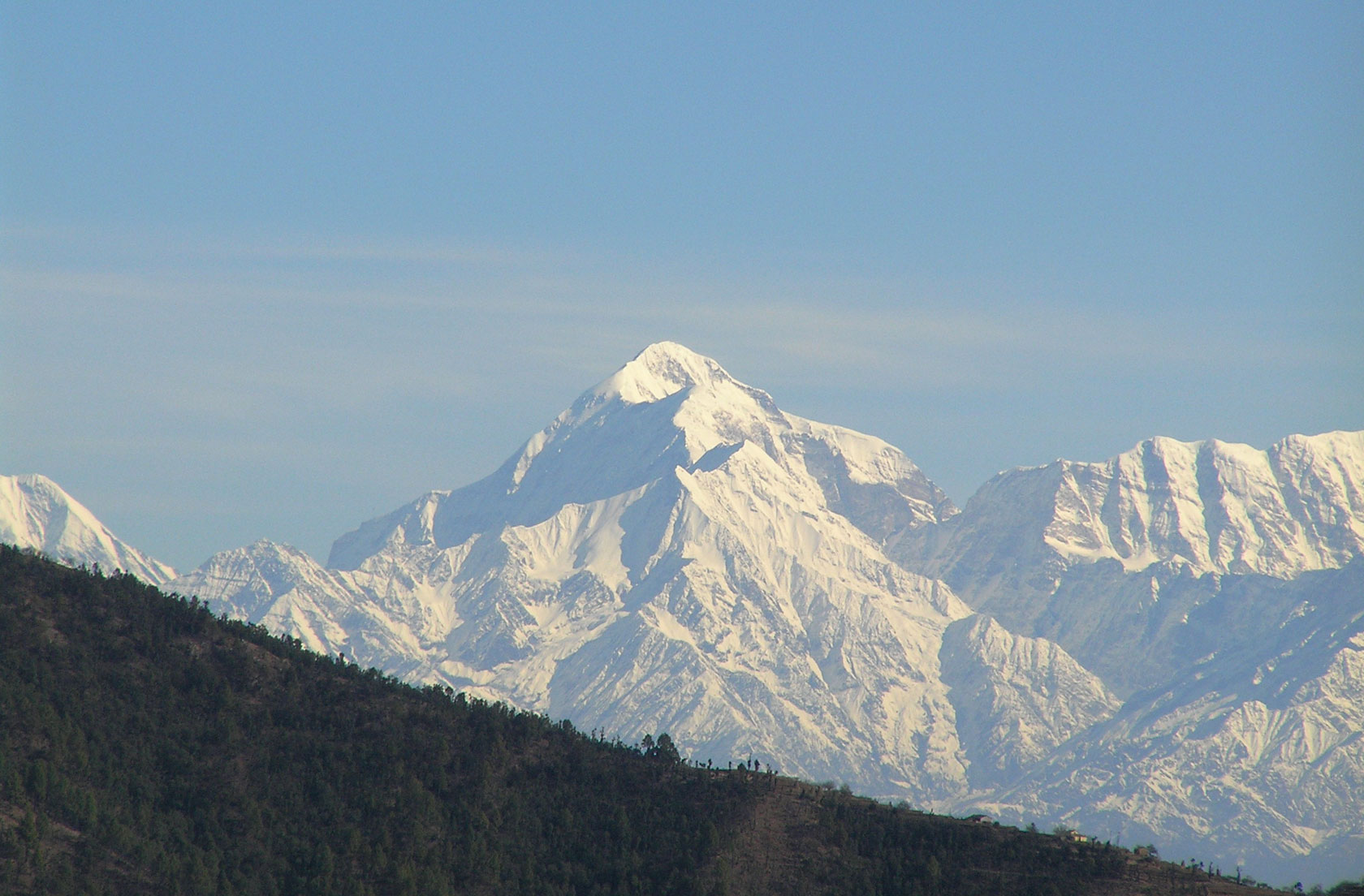 Trishul-Peak