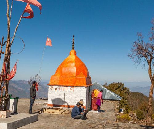Devi Mandir Trek